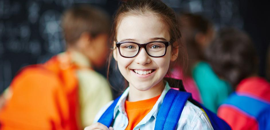 Kinder-Brillen