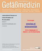 Zeitschrift für Gefäßmedizin
