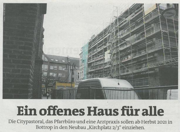 Neues Ruhr-Wort 9. Jan 2021