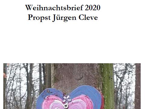 Weihnachtsbrief 2020