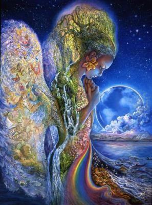 esprits de la nature, élémentaux, fées, gnomes