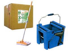 ゴミ集積所の壁面や床面はデッキブラシやモップで掃除したあと、本製品を水で50倍に薄めてスプレーや噴霧器で悪臭の発生源に散布します。