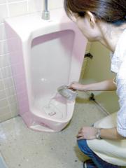 トイレの消臭、黄ばみ(尿石)の分解消化 排水パイプの詰まり防止。