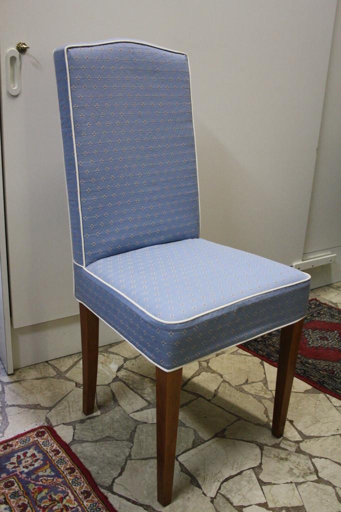 sedia ns. produzione (possibili realizzazioni diverse x tipologia)