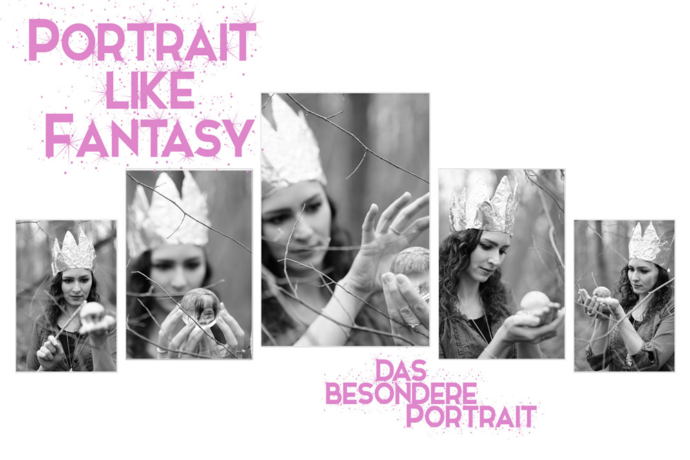 PORTRAIT LIKE FANTASY