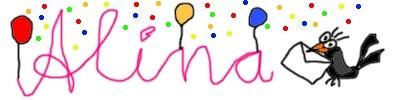 Alina Geburtstag