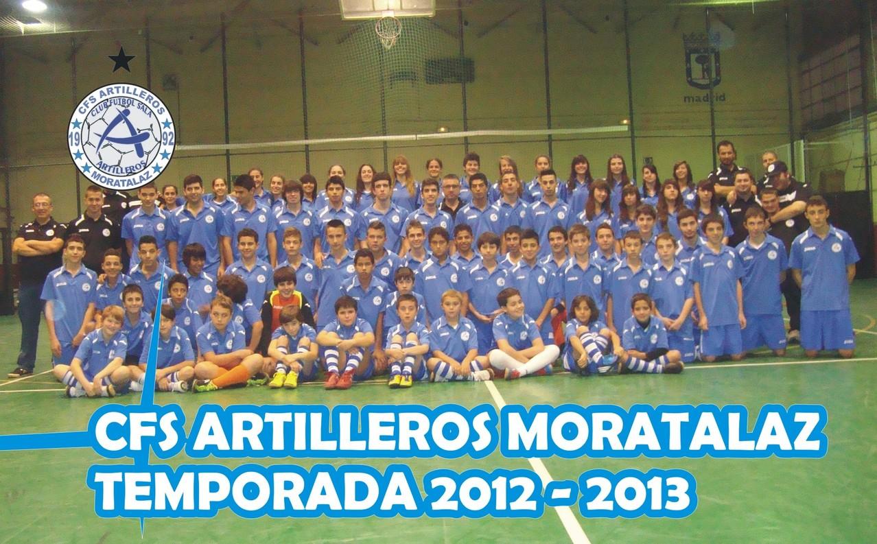 FOTO DE CLUB TEMPORADA 2012-2013