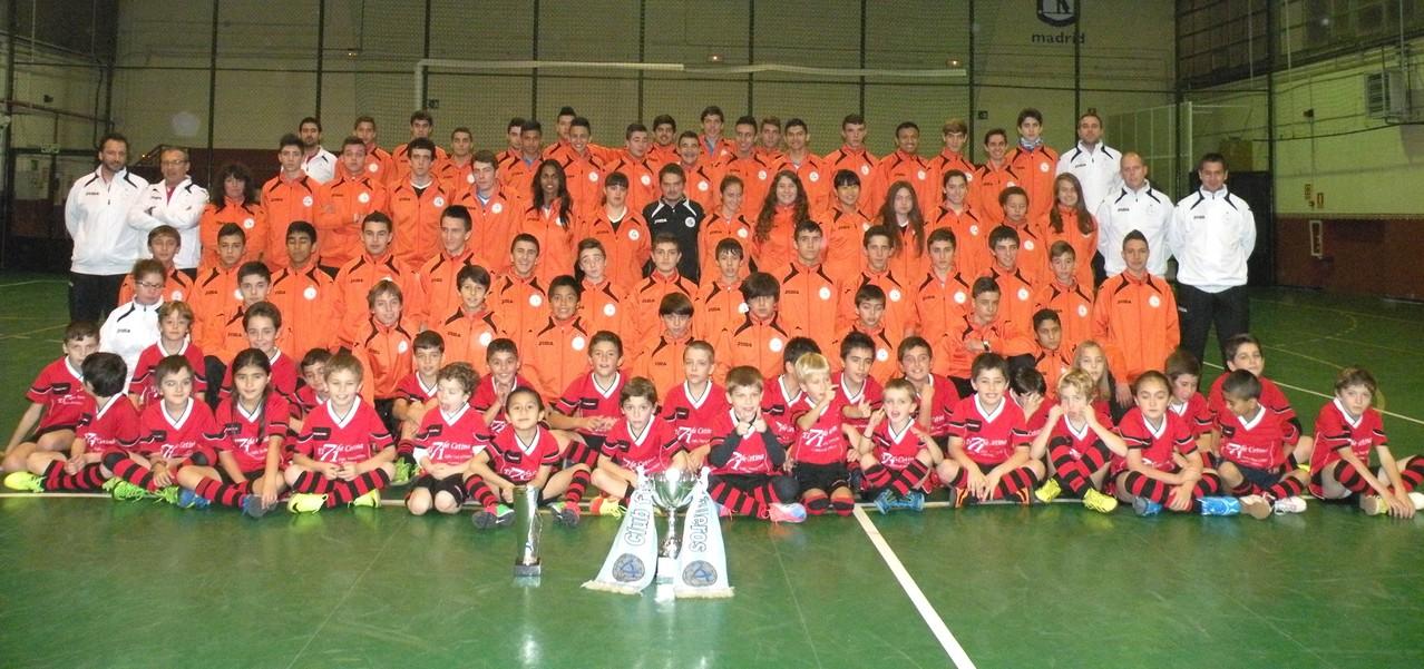 FOTO DE CLUB TEMPORADA 2013-2014