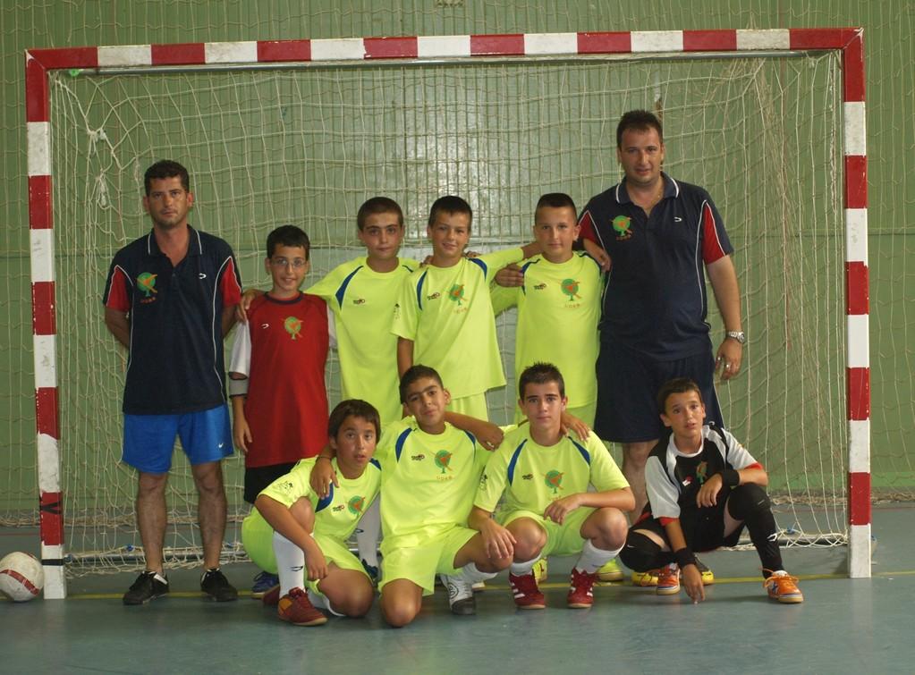 CFS ARTILLEROS ALEVIN SALOU