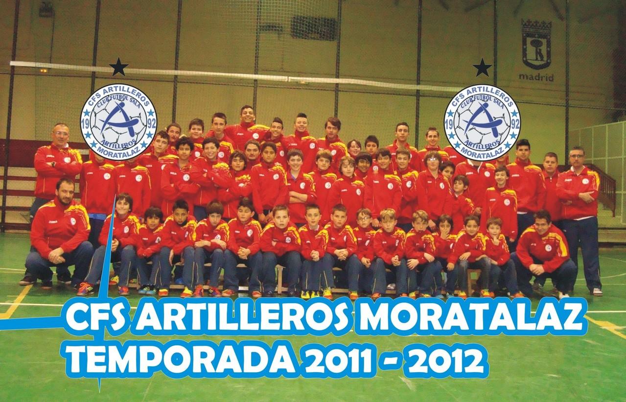 FOTO DE CLUB TEMPORADA 2011-2012