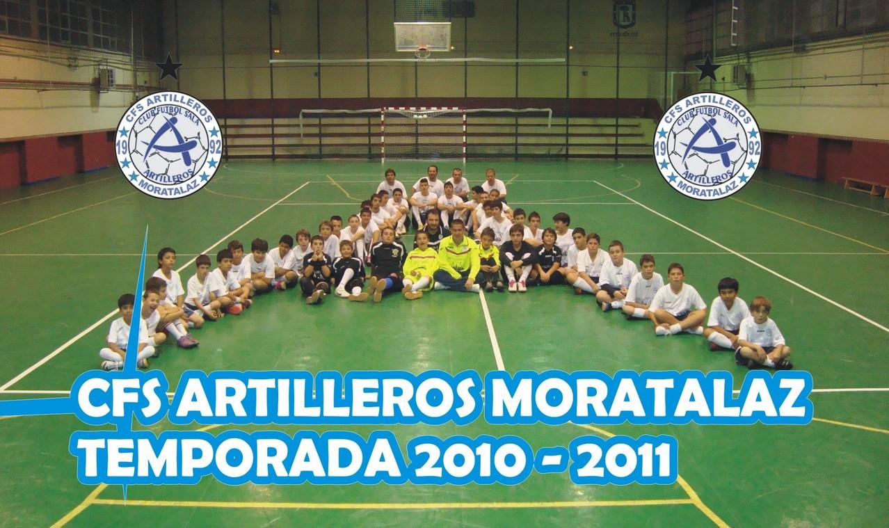 FOTO DE CLUB TEMPORADA 2010-2011
