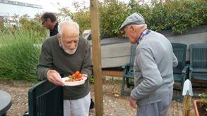 La raccolta dei pomodorini