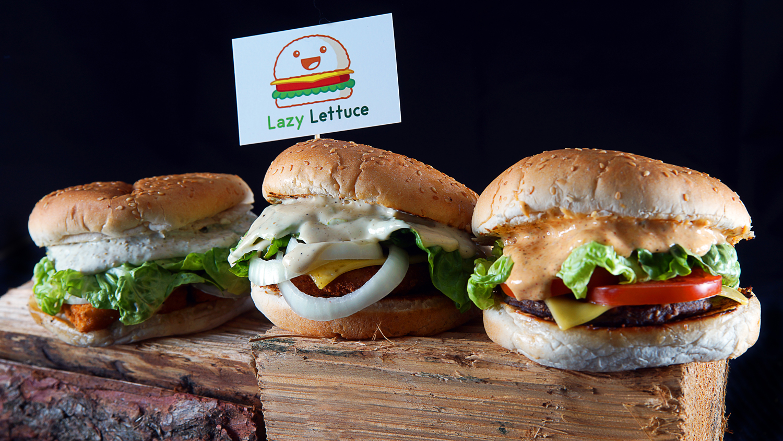 Veggi-Burger