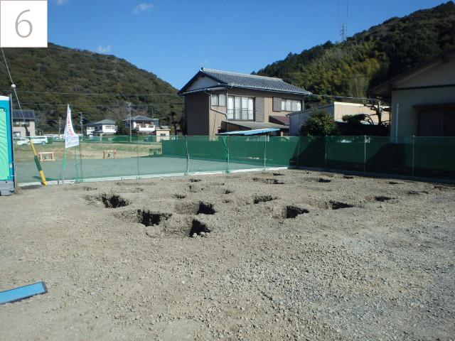 6.適切な施工で地盤保証20年が付きます。