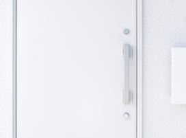 ハコイエ玄関ドアの画像