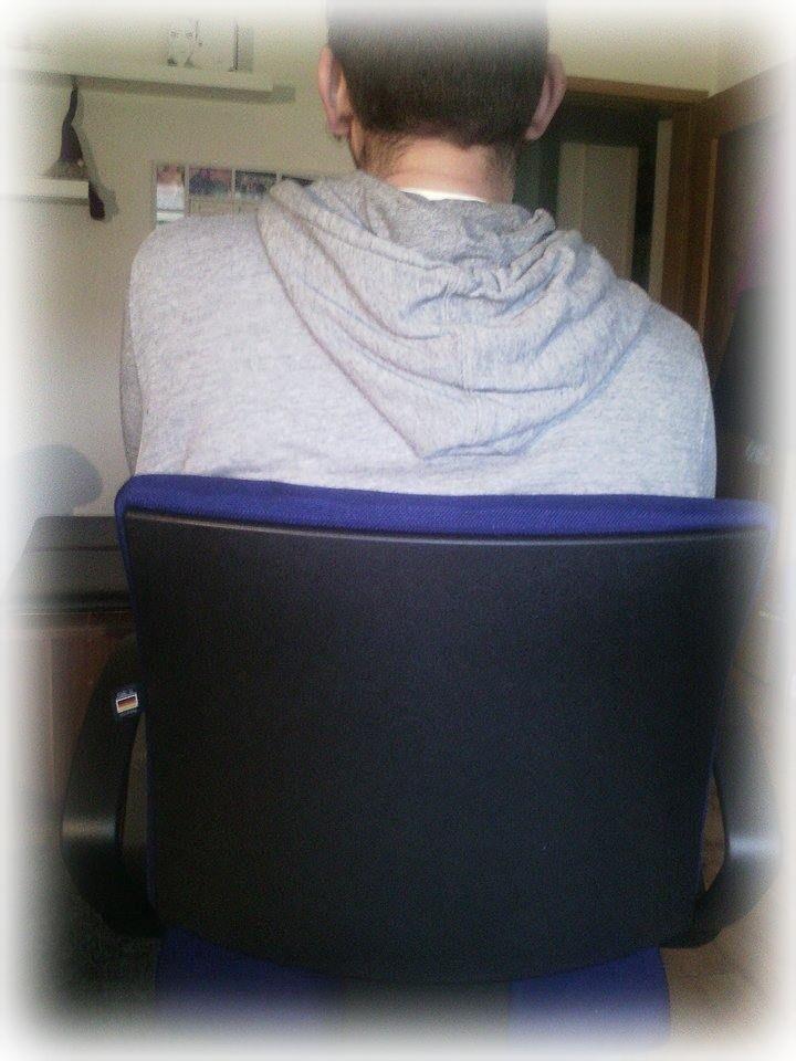 Optimale Rückenhöhe