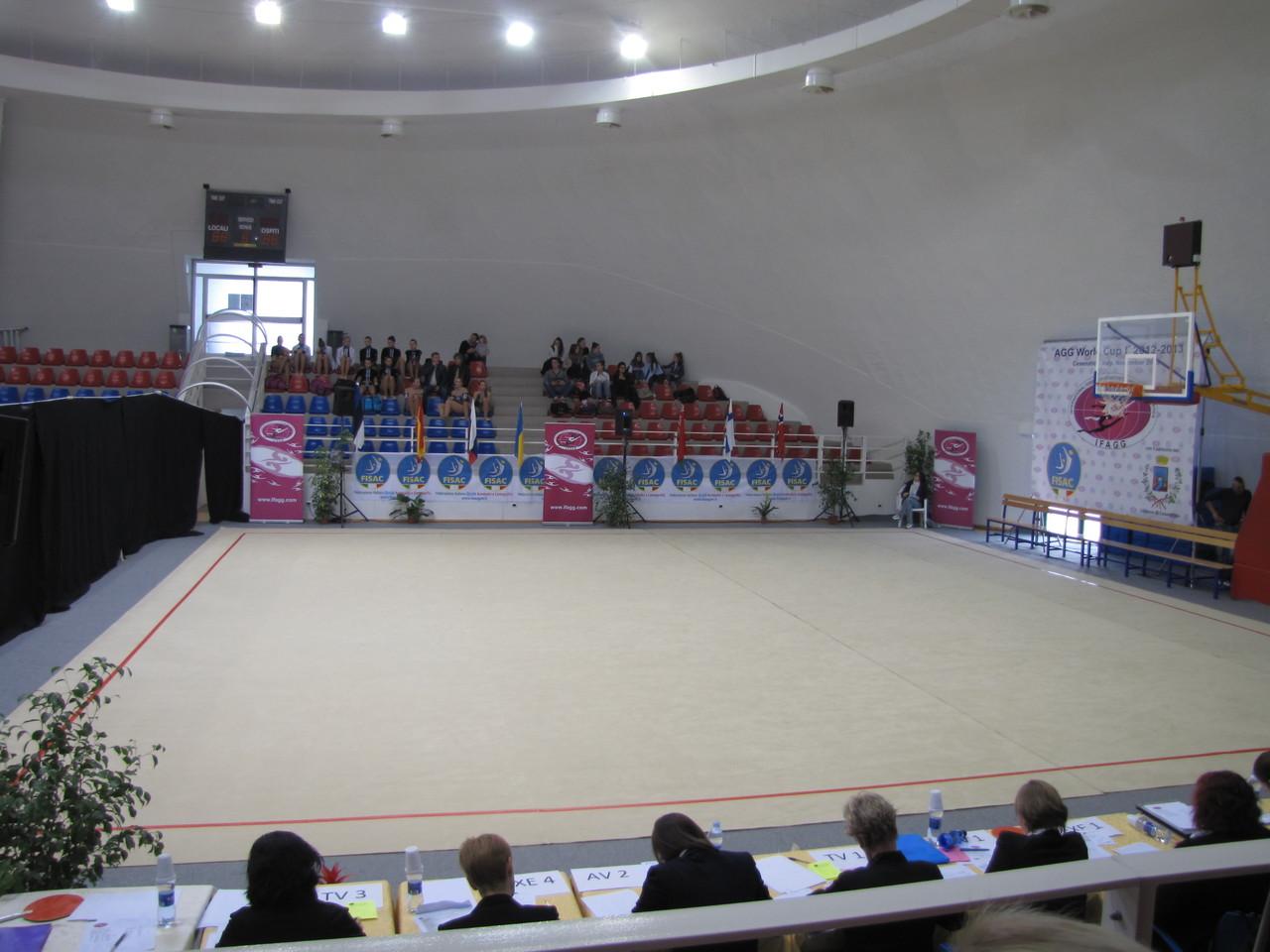 võistlusplats