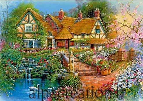 La maison de campagne