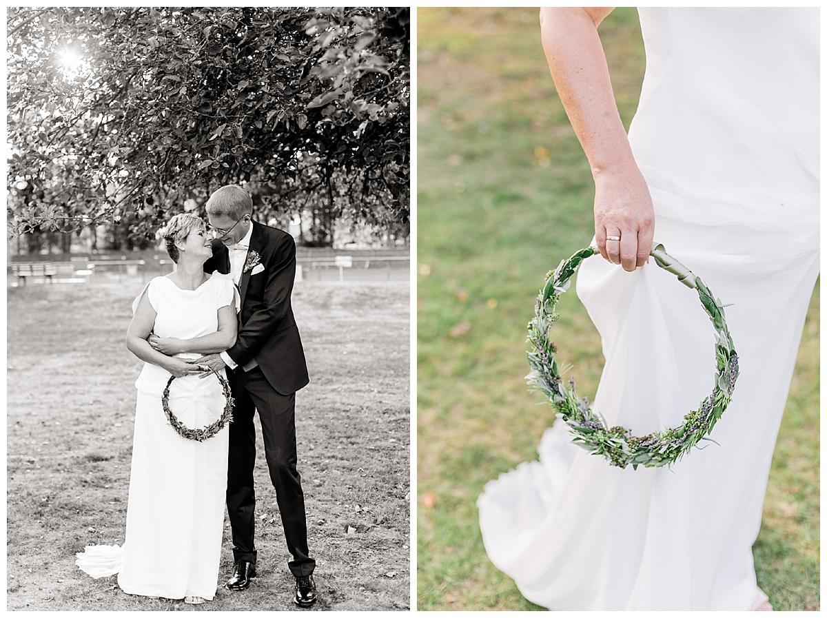 Hochzeitsfotograf Münster: Mediterraner Greenery Style im Pipavino