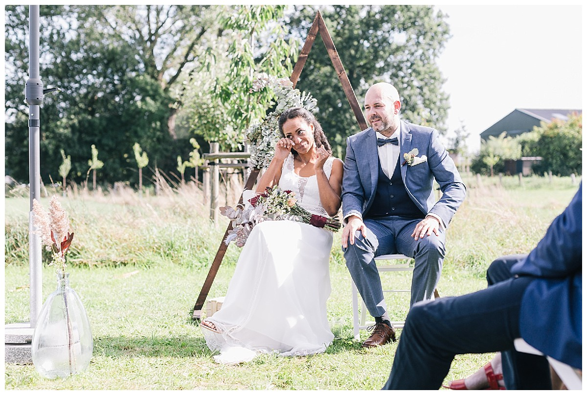 boho Brautpaar Neimeshof Kempen boho Hochzeit freie Trauung Scheunenhochzeit Hochzeitsfotograf Niederrhein Jane Weber