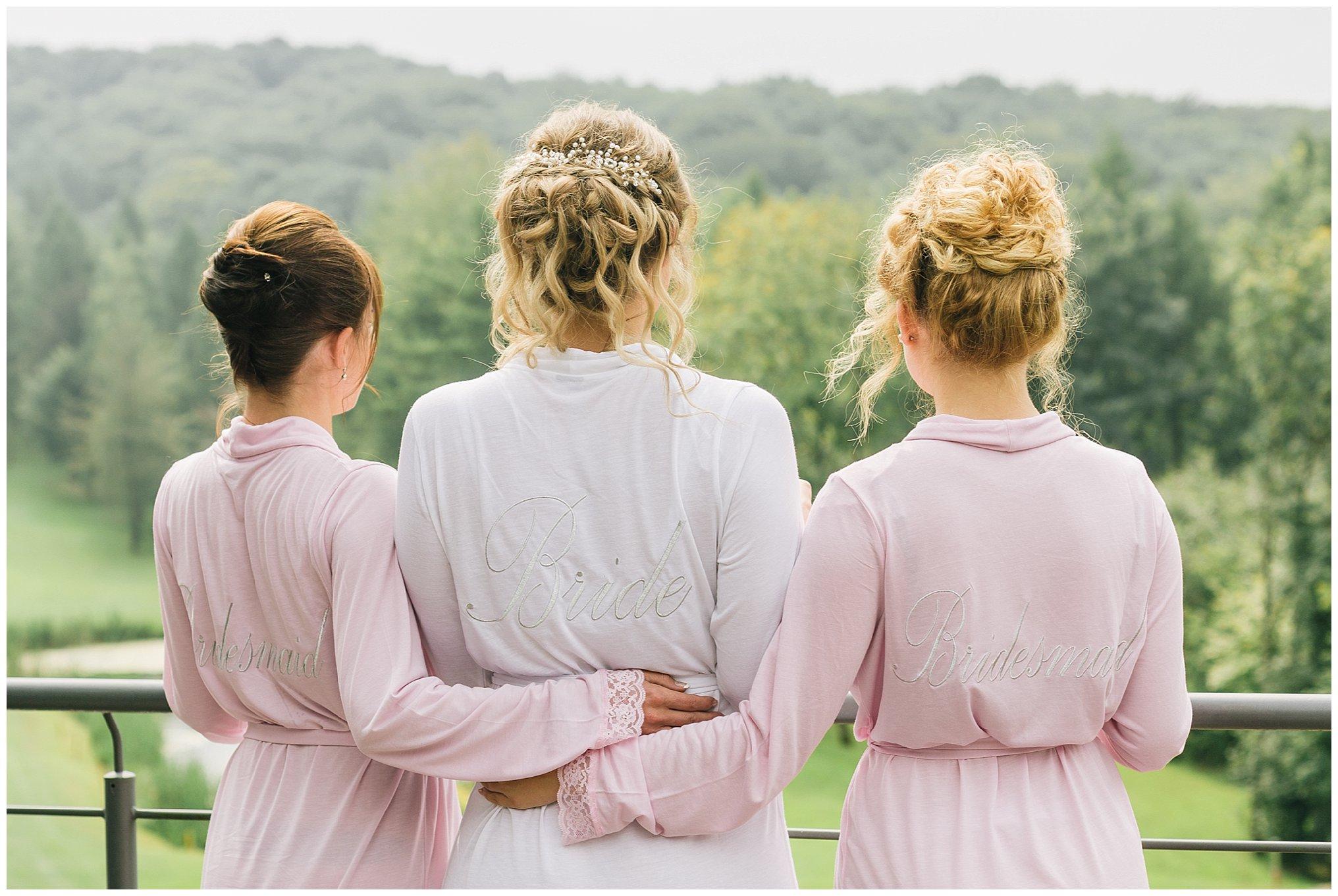 braut und Brautjungfern Golfhotel Vesper Hochzeit Sprockhövel Hochzeitsfotograf Jane Weber boho chic vintage fine art