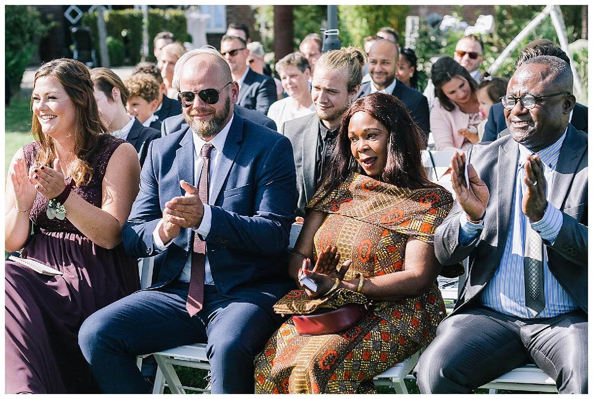 Applaus Neimeshof Kempen boho Hochzeit freie Trauung Scheunenhochzeit Hochzeitsfotograf Niederrhein Jane Weber