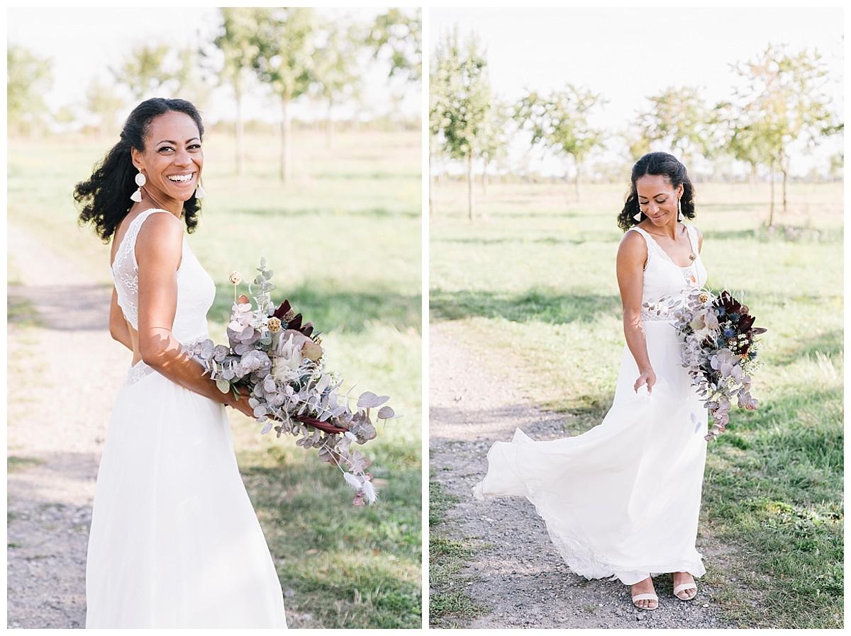 Brautstrauß Eukalyptus Neimeshof Kempen boho Hochzeit freie Trauung Scheunenhochzeit Hochzeitsfotograf Niederrhein Jane Weber