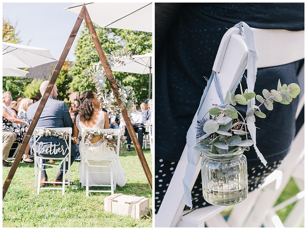 boho Trauung Styling Neimeshof Kempen boho Hochzeit freie Trauung Scheunenhochzeit Hochzeitsfotograf Niederrhein Jane Weber