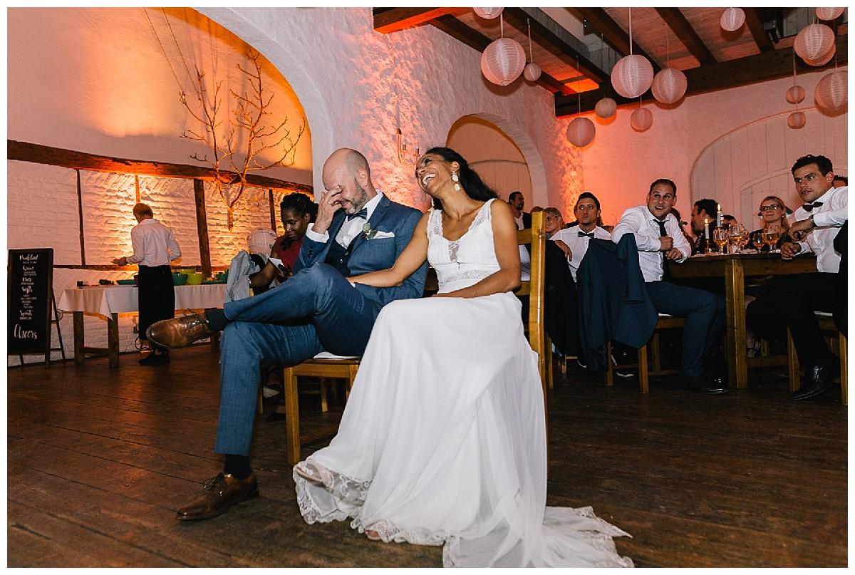 Überraschung Neimeshof Kempen boho Hochzeit freie Trauung Scheunenhochzeit Hochzeitsfotograf Niederrhein Jane Weber