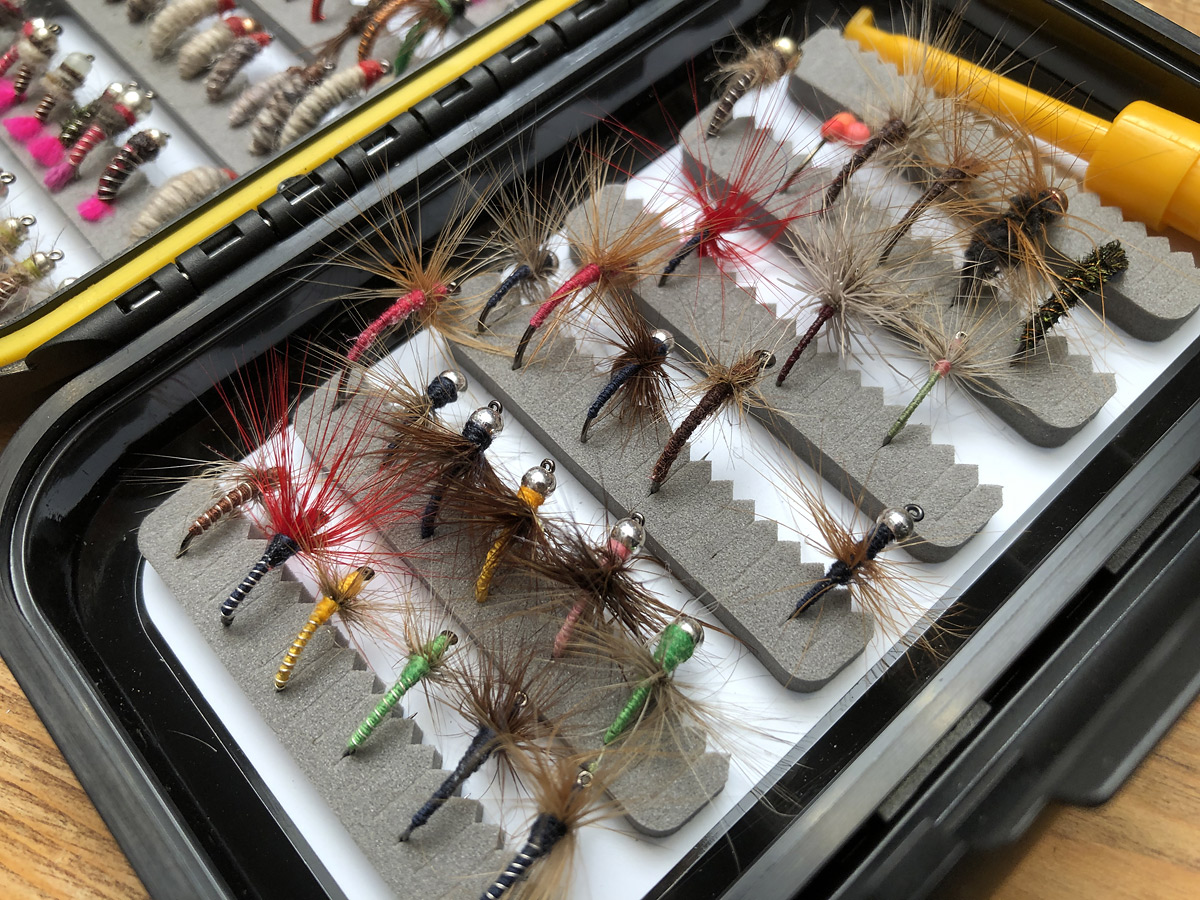 Tenkara Kurs in Deutschland / Fliegenfischen im Tenkara Style