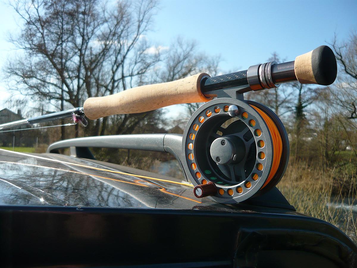 FFSH-Leihgeräte / Fliegenfischen Reise
