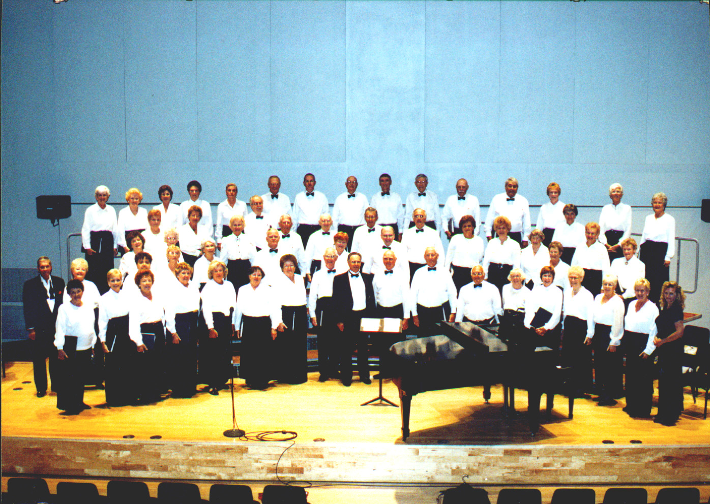 The Meadows Chorus - Beatrice Friedman Symphony Center 2001