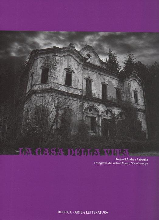 """pubblicata sulla rivista letteraria """"La Luna di Traverso"""" n°27 _Fantasmi"""