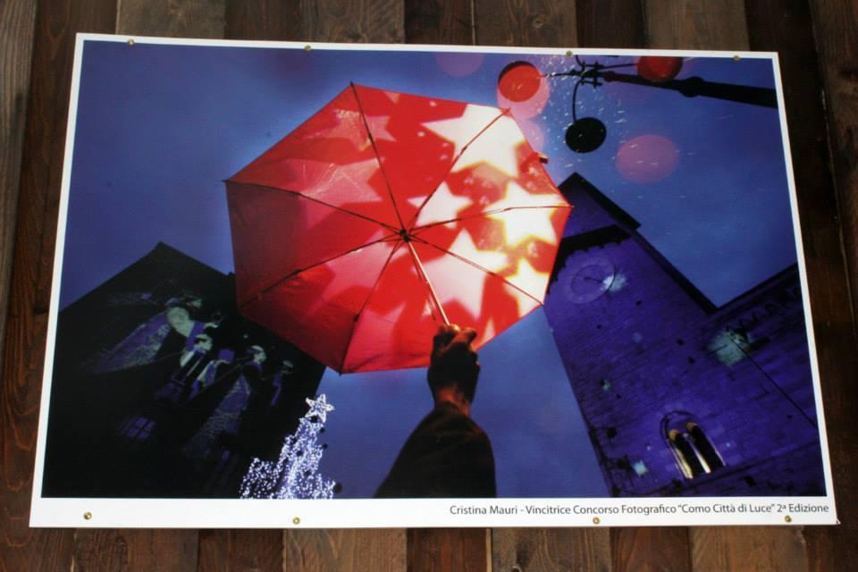"""1°PREMIO CONCORSO FOTOGRAFICO """"Como città di luce"""" 2°edizione"""