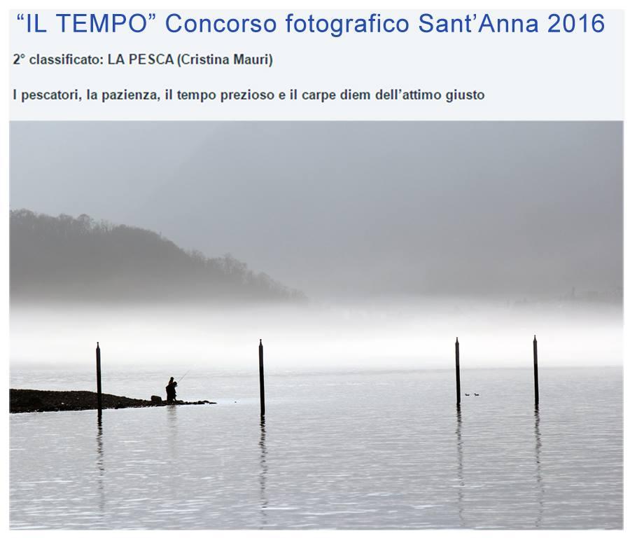 2°PREMIO concorso fotografico Sant'Anna 2016