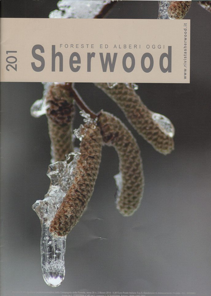 copertina rivista Sherwood_marzo 2014