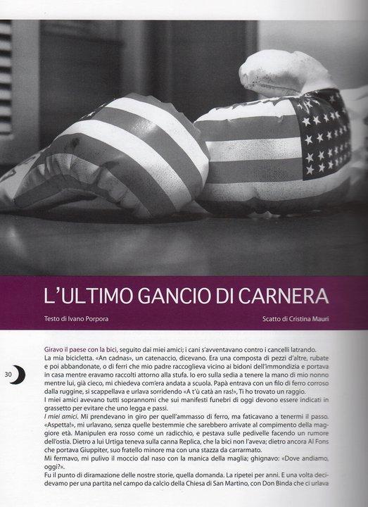 """pubblicata sulla rivista letteraria """"La Luna di Traverso"""" n°21 _Incontro"""