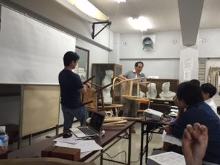 左が坂本さん、右が西川さん