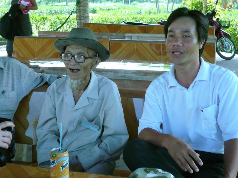 Luc und sein Opa