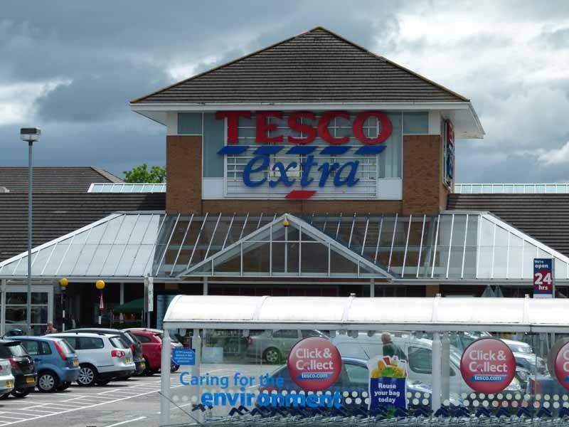 Tesco statt Inverness