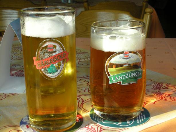 süffigem Bier