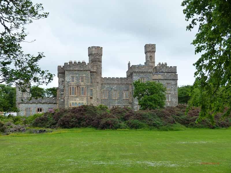 Castle in Stornoway - leider nicht zu besichtigen