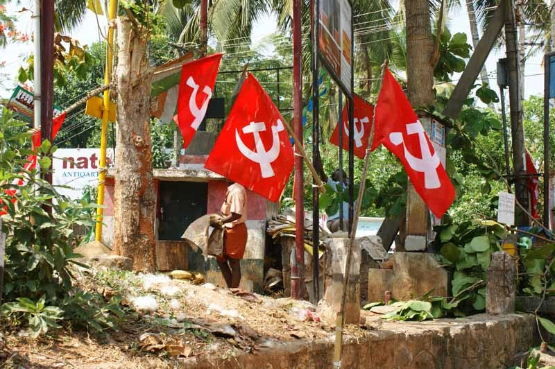 In der Tat - Kerala ist ein kommunistisch regierter Bundesstaat