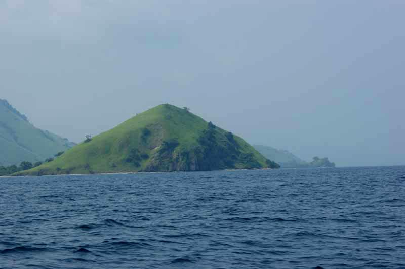 die indonesische Inselwelt