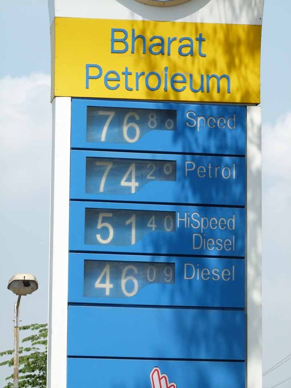 Der Liter Diesel 70 Cent - das waren noch Zeiten