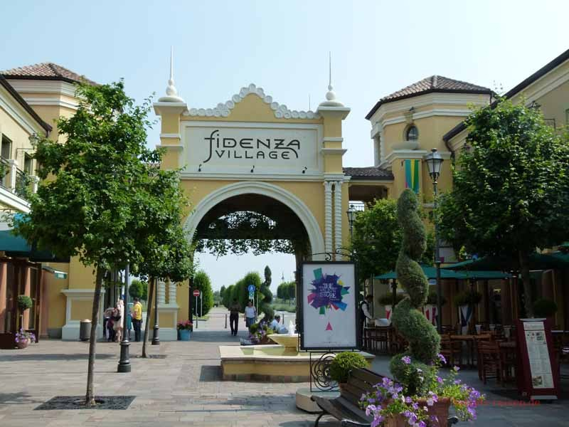 Fidenza Outlet-Center