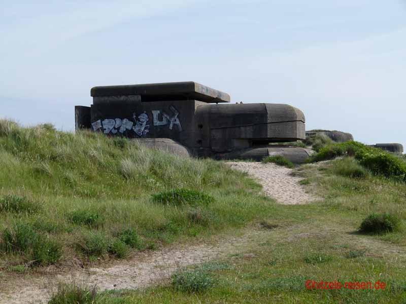 Es gibt ein Bunkermuseum