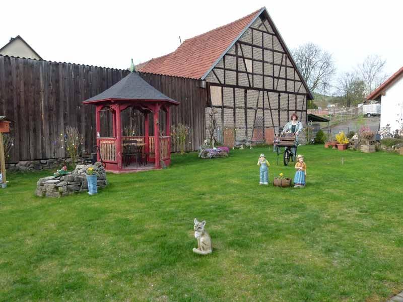 Garten der Heckenwirtschaft