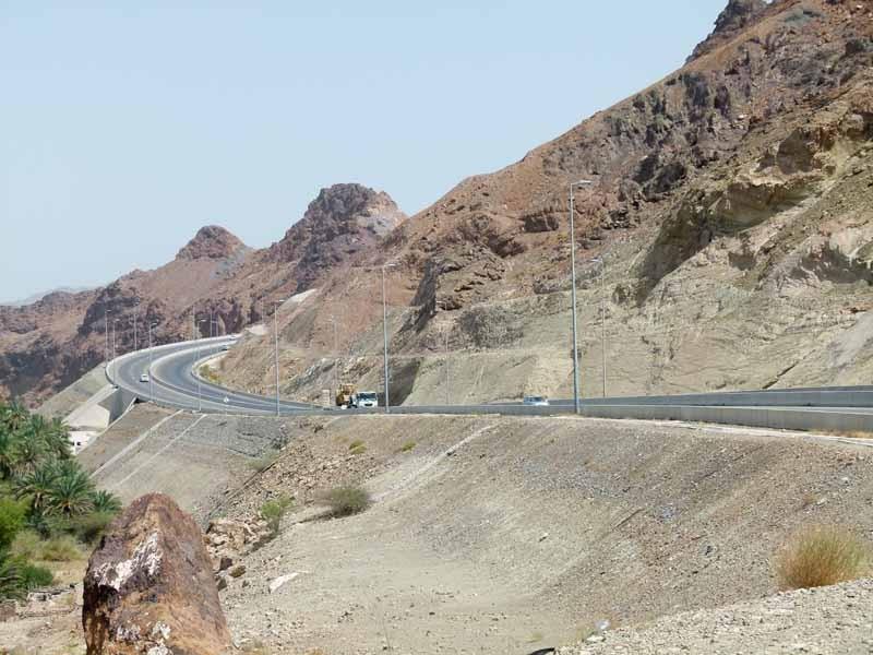 Unterwegs im Oman