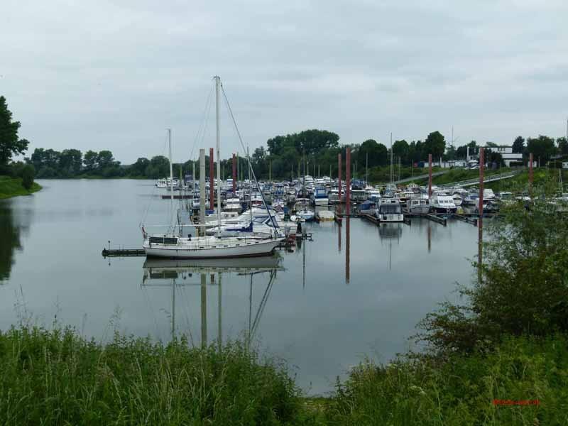 Jachthafen Wesel